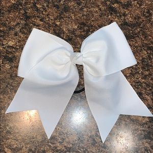 Accessories - White Bow